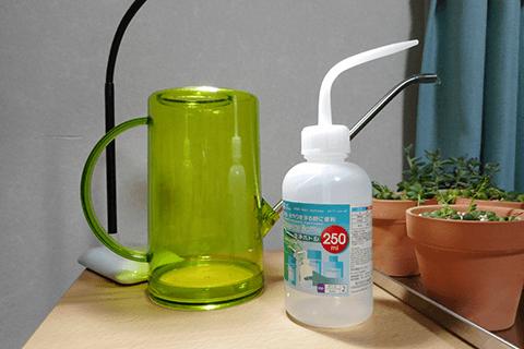 100均の洗浄ボトル